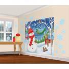 2 Decorazioni da Muro, Arredo Tema Natale    Effettoparty.com
