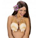 Accessori Party Hawaiano Hawaii Reggiseno Conchiglia PS 07492 effettoparty store