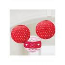 Accessori Festa San Valentino , Lanterne da Appendere | Effettoparty.com
