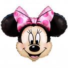 Palloncino in Foil Minnie Disney 71 cm  *15887   Effettoparty.com
