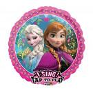Grande Palloncino in Foil Sonoro 71cm , Frozen Disney  *02588 | Effettoparty.com