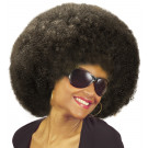 Parrucca Afro Jimmy Per Costume Carnevale anni 70   Pelusciamo.com