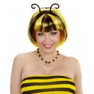 Parrucca Donna Ape  Accessorio Carnevale   | Pelsuciamo.com