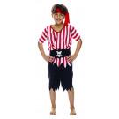 Costume carnevale per Bambini travestimento Pirata *05217