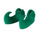 Copriscarpe verdi da ADULTO elfo taglia unica Gnomi, Folletti e Elfi *01356   pelusciamo.com
