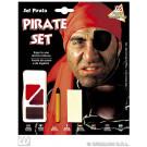 Make up  trucco Halloween, Set  da Pirata  *24592| effettoparty.com