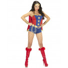Costume Carnevale Super Powers Girl EP 26066 Travestimento Donna  effettoparty store