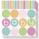 Accessorio Festa Baby Shower  ,Tovaglioli in Carta | pelusciamo.com