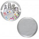 Make up , Colore Argento  Truccabimbi Viso e Corpo  *15372 | effettoparty.com