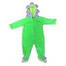 Costume tutina neonato fiore verde e rosa abbigliamento bimbo *01943 prezzo scontato pelusciamo store