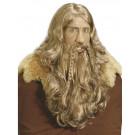 Parrucca Vichingo con Barba e Baffi Accessori Carnevale EP 26562 Effettoparty Store marchirolo