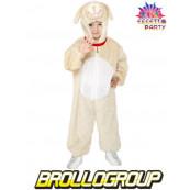 Travestimento Costume Carnevale Bambino Agnello party feste *12338
