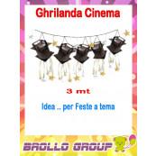Festone Ghirlanda Lanterne Cinema - Festa , Party