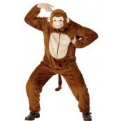 Travestimento Costume Carnevale Adulto Animale Scimmia EP 07411